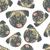 pug dog vector seamless pattern illustration stock photo © leedsn