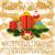 christmas · dekoracje · złota · srebrny · dekoracji · streszczenie - zdjęcia stock © leedsn