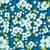 vetor · abstrato · sem · costura · floral · rabisco · funk - foto stock © lem