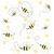 abeille · insecte · vecteur - photo stock © lemony