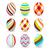 easter eggs stock photo © lemony