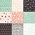 Set of abstract seamless patterns stock photo © lemony