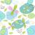 húsvét · kártya · tojások · tavaszi · virágok · kellemes · húsvétot · húsvéti · tojások - stock fotó © lemony