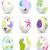 arte · Pasqua · easter · eggs · fiori · di · primavera · primavera - foto d'archivio © lemony