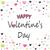 Happy Valetine's Day card stock photo © lemony