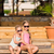 aanbiddelijk · broer · zus · strand · een - stockfoto © len44ik