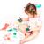 feliz · manos · pintura · dibujo · aislado - foto stock © Len44ik