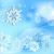 Natale · ondulato · fiocchi · di · neve · illustrazione · neve · sfondo - foto d'archivio © lenapix
