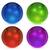 izolált · piros · karácsony · labda · átlátszó · fa - stock fotó © lenapix