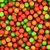 colorful red to green glossy balls background stock photo © lenapix