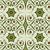 seamless green floral vector pattern stock photo © lenapix