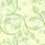 装飾的な · 飾り · 支店 · 緑の葉 · 手描き · 実例 - ストックフォト © lenapix