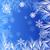 стекла · морозный · шаблон · иллюстрация · вектора · формат - Сток-фото © lenapix