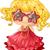 cartoon · dziecko · czerwony · wektora · stałego · zimą - zdjęcia stock © lenm