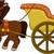 一人乗り二輪馬車 · 表現派の · スタイル · 画像 · ギリシャ語 · 戦士 - ストックフォト © lenm