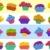 国境 · 実例 · 歳の誕生日 · デザート · お菓子 - ストックフォト © lenm