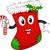 Christmas Sock Mascot stock photo © lenm