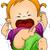 baby tantrum stock photo © lenm