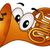 francuski · róg · maskotka · ilustracja · muzyki · zauważa · usta - zdjęcia stock © lenm