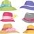 verano · ilustración · sol · beber · sombrero - foto stock © lenm