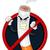 mascot cigarette no smoking stock photo © lenm