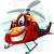 aanval · helikopter · illustratie · militaire · missie · clip · art - stockfoto © lenm