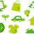 vetor · ambiental · ícones · projeto · elementos · natureza - foto stock © lenm