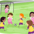 soccer girls stock photo © lenm
