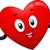 сердце · талисман · иллюстрация · боксерские · перчатки · фитнес - Сток-фото © lenm