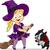 criança · vampiro · traje · halloween · ilustração · criança - foto stock © lenm