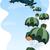 militar · transporte · carga · aeronave · ilustração · grande - foto stock © lenm