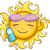 zon · lotion · illustratie · ontwerp · zomer - stockfoto © lenm