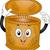 Basket Mascot stock photo © lenm