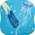 vízalatti · jelenet · meduza · hal · tenger · háttér - stock fotó © lenm