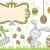 Пасху · кролик · яйца · окрашенный · готовый · праздник - Сток-фото © lenm