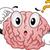 cérebro · pensando · computador · abstrato · medicina · comunicação - foto stock © lenm