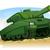 militar · tanque · ilustração · pistola · máquina · gráfico - foto stock © lenm