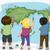 地図 · 実例 · 子供 · 食品 · 男 · 芸術 - ストックフォト © lenm