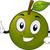 mascotte · illustrazione · frutta · salute · vettore - foto d'archivio © lenm