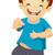笑い · 子供 · 実例 · 少年 · 外に · 騒々しい - ストックフォト © lenm