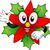 Poinsettia Mascot stock photo © lenm