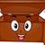 Wooden Chest Mascot stock photo © lenm