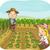 nina · hortalizas · ilustración · mujer · alimentos - foto stock © lenm