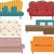 different sofas stock photo © lenm