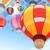 hot air balloons stock photo © lenm