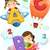 stickman preschool stock photo © lenm
