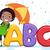 stickman umbrella alphabet stock photo © lenm