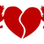 赤 · シルエット · バレンタインデー · 赤ちゃん · 中心 · 結婚 - ストックフォト © lenm