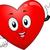 сердце · талисман · иллюстрация · стороны · волна - Сток-фото © lenm