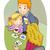 иллюстрация · дети · девушки · школы · ребенка - Сток-фото © lenm